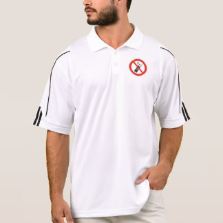 Turn Off Your Cell Phone Polo Shirt