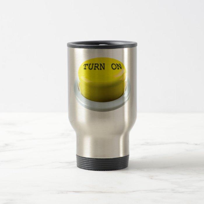 turn on travel mug