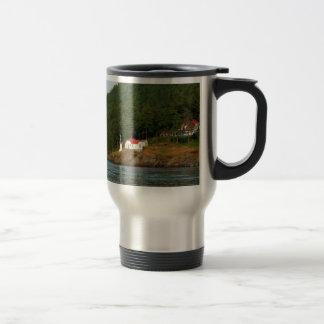 Turn Point Light House Coffee Mug