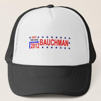 TURN RIGHT 2012_BAUCHMAN TRUCKER HAT