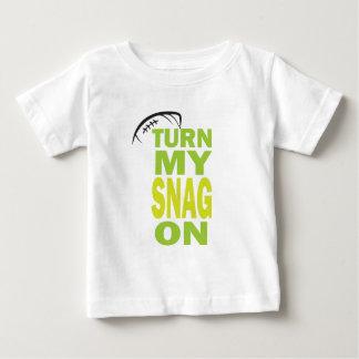 Turn Snag On - Football Receiver (light) Shirt