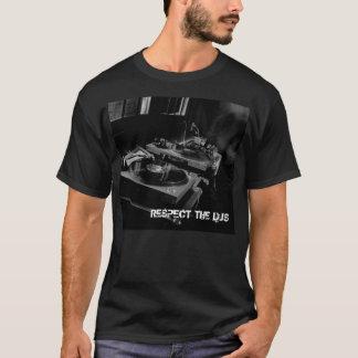 Turn Table DJ T-Shirt