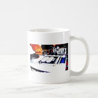 Turn Tables Coffee Mug