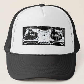 Turn Tables Trucker Hat