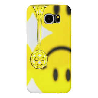 Turn that Frown Upside Down   Samsung Galaxy S6 Case