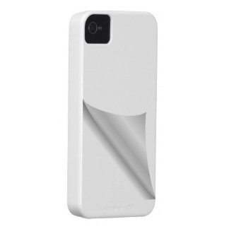 Turn the page iPhone 4 cover