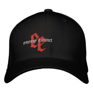 Turn To Jesus Hat by enemy extinct Embroidered Hat