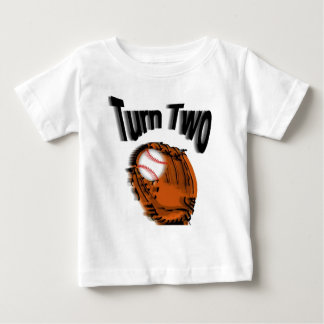 Turn Two Baby T-Shirt