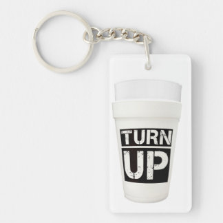TURN UP 2 CHAINZ KEYCHAIN