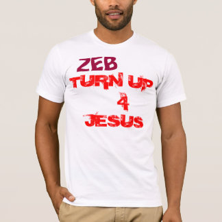 Turn Up For Jesus T-Shirt