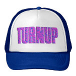 TURN UP (MOVEMENT) TRUCKER HAT | turn up HAT