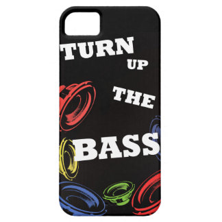 Turn Up The Bass! Phone Cover