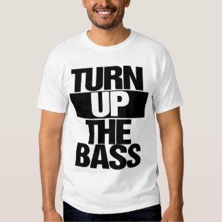Turn Up The Bass T-Shirt