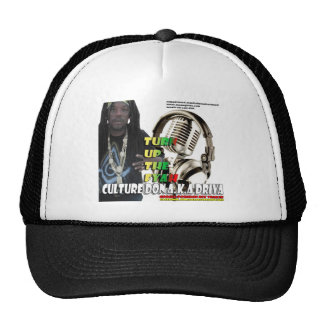 TURN UP THE FYAH HAT