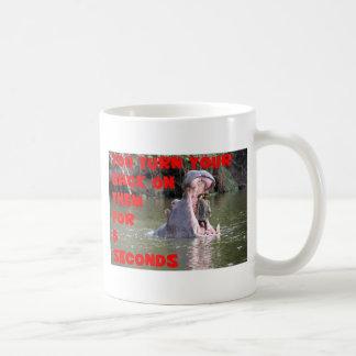turn your back.jpg coffee mug