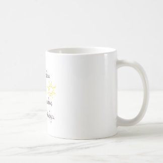 Turn Your Face to the Sun - Breast Cancer Classic White Coffee Mug