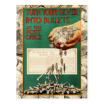 Turn Your Silver into Bullets at the Post Office Postcard