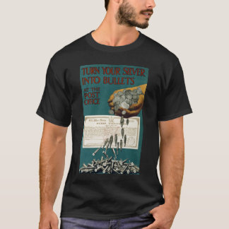 Turn Your Silver Into Bullets T-Shirt
