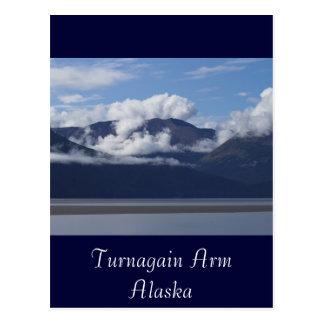 Turnagain Arm Postcard
