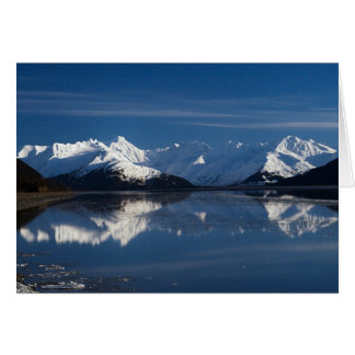 Turnagain Reflections Greeting Cards