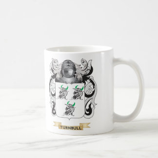 Turnbull 1 Family Crest (Coat of Arms) Coffee Mug