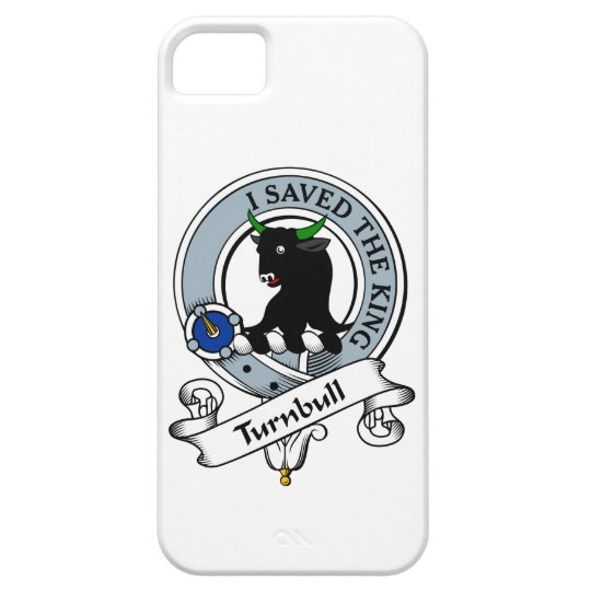 Turnbull Clan Badge iPhone SE/5/5s Case