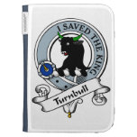 Turnbull Clan Badge Kindle Covers