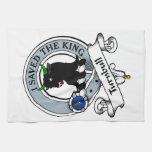 Turnbull Clan Badge Towel