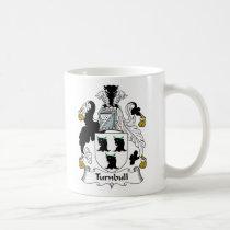 Turnbull Family Crest Mug