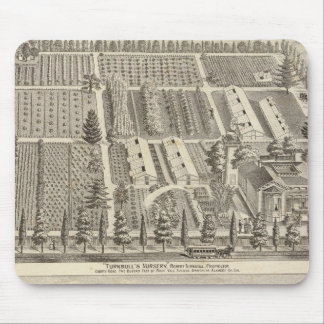 Turnbull's Nursery, Fitch res Mouse Pad