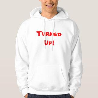 Turned Up Hoodie
