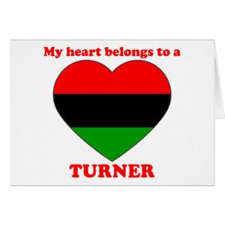 Turner Cards