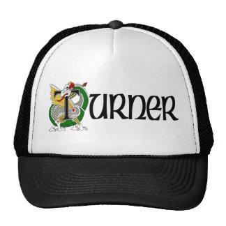 Turner Celtic Dragon Cap Trucker Hat