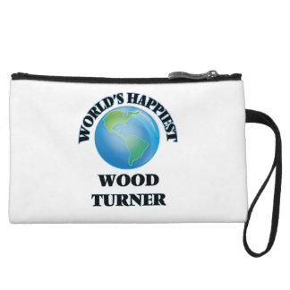 Turner de madera más feliz del mundo