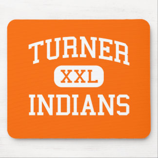 Turner - Indians - Senior - Portage Wisconsin Mouse Pad