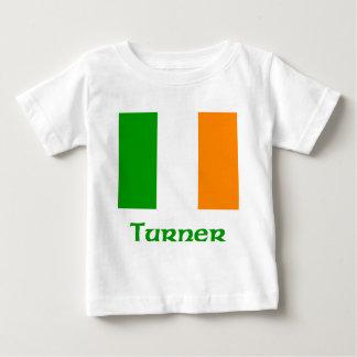 Turner Irish Flag Baby T-Shirt