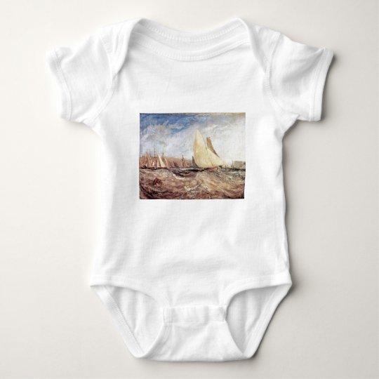 Turner Joseph Mallord William Baby Bodysuit