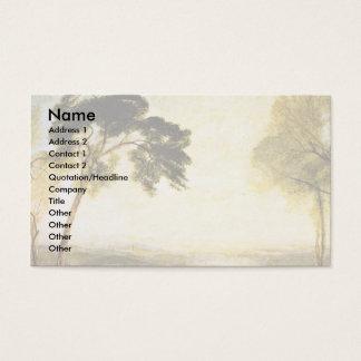 Turner Joseph Mallord William Business Card