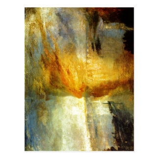 Turner, Joseph Mallord William (original title): T Postcard