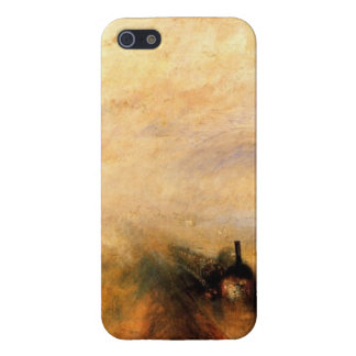 Turner Rain Speed Steam Cover For iPhone 5