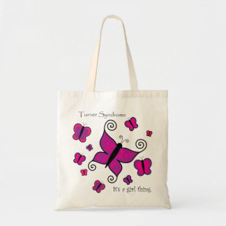 Turner Syndrome- It's a Girl Thing Bag