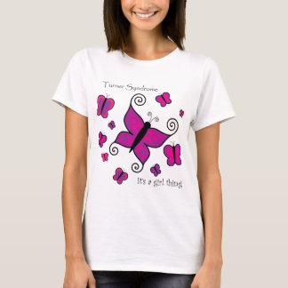 Turner Syndrome- It's a Girl Thing shirt