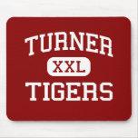 Turner - Tigers - Elementary - Shreveport Mouse Pads