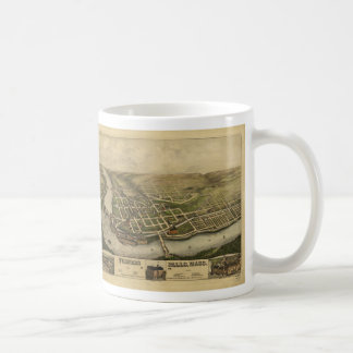 Turners Falls Massachusetts (1877) Mug