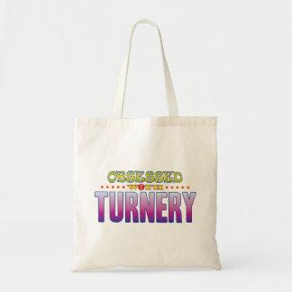 Turnery 2 Obsessed Budget Tote Bag