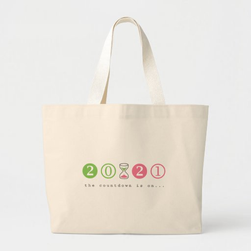 Turning 21 Years Old Canvas Bag