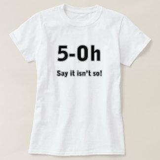 Turning 50 T Shirt
