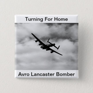 Turning for Home Pinback Button