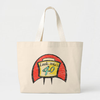Turning Forty 40th Birthday Gifts Bags