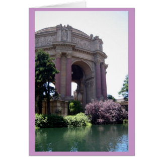 Turning Moment Palace of Fine Arts Note Cards